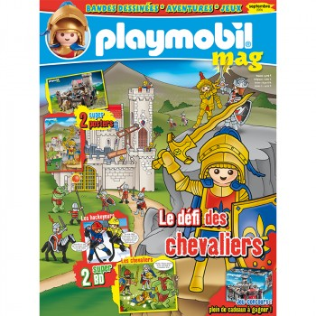 PLAYMOBIL® Mag - Septembre 2016