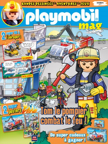 PLAYMOBIL® Mag - Octobre 2017